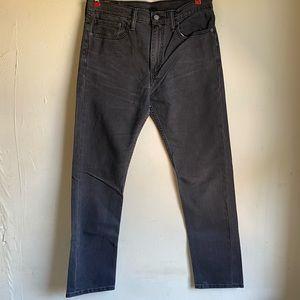 Levis 522 Slim Fit Jeans 33x32
